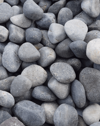 Mexican Beach Landscaping Pebble - 75 lbs.